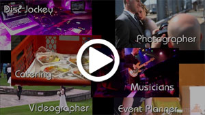 SMPL Events is perfect for DJs, Photographers, Videographers, Caterers, Musicians, Event Planners